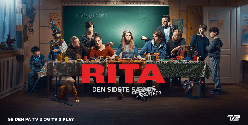 Coverbillede for Rita